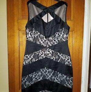 JAX evening dress
